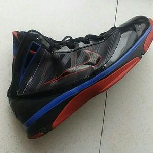 Nike hyperize sneakers